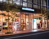 16表参道 PEARLY GATES THE GREEN GOLF STORE 表参道店
